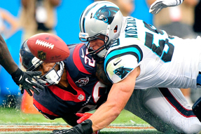 Carolina Panthers' Luke Kuechly Still Has Plenty of Work to Do as NFL Linebacker