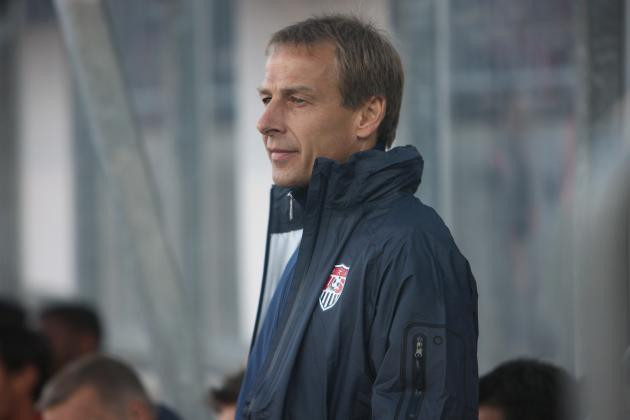 Mexico vs USA: Friendly Will Be Important Statement for Jurgen Klinsmann