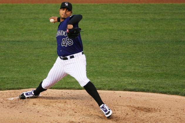 Chacin to Make Another Rehab Start at Triple-A