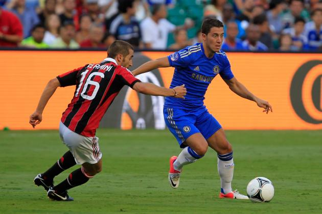 Fantasy Premier League: Eden Hazard, Shinji Kagawa and Other Players to Avoid