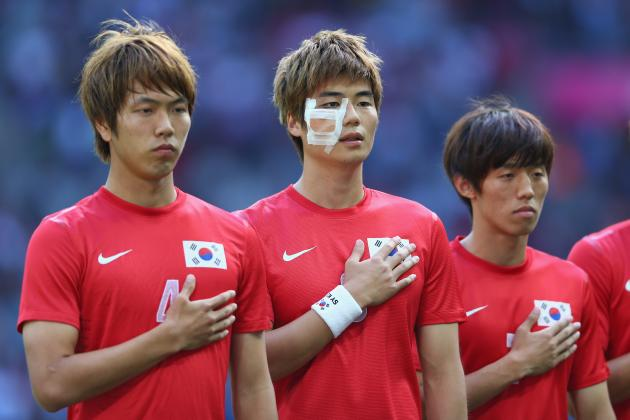 S. Korea Footballer Escapes Draft