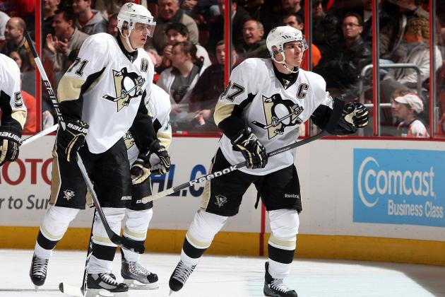 Why Penguins Sidney Crosby and Evgeni Malkin Will Be under Major Pressure