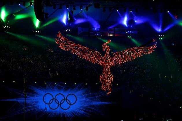 Olympics Most-Watched US TV Event Ever: NBC