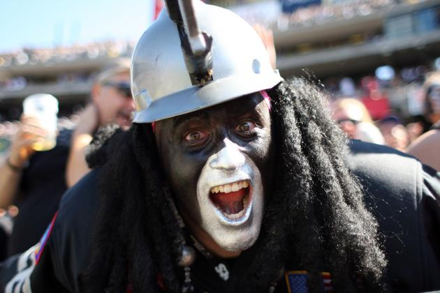 Can 2012 Raiders Escape Team's Black Hole of Playoff Misses?