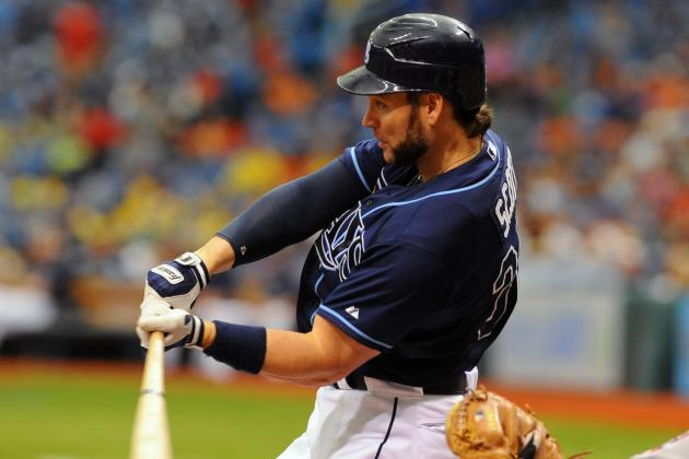 Tampa Bay Rays: How Luke Scott's Return Could Affect the Roster Situation