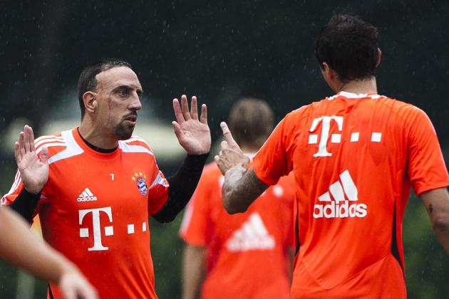 Franck Ribery and Karim Benzema Charged with Soliciting Underage Prostitute