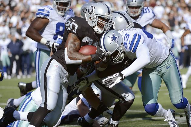 Cowboys vs. Raiders: What We Learned About Oakland in Preseason Loss