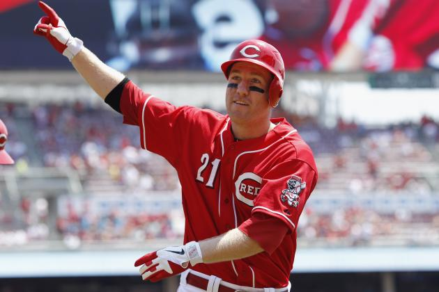 Cincinnati Reds: Why Todd Frazier Should Win NL Rookie of the Year