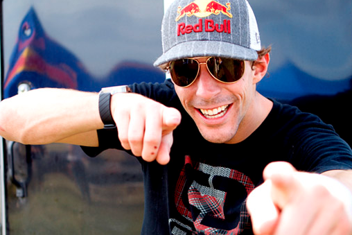 Travis Pastrana's Most Epic Stunts