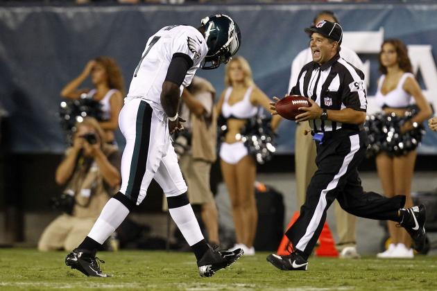 NFL Power Rankings 2012: Why Philadelphia Eagles Are Overrated Once Again