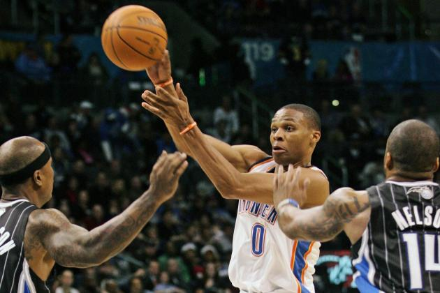 D12 Trade to Lakers Should Now Force Oklahoma City to Trade Russell Westbrook