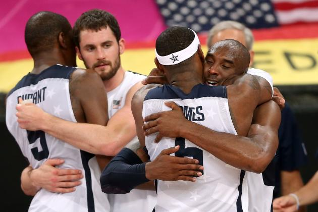 Who Would Make USA's 3-on-3 Olympic Basketball Tournament Team?