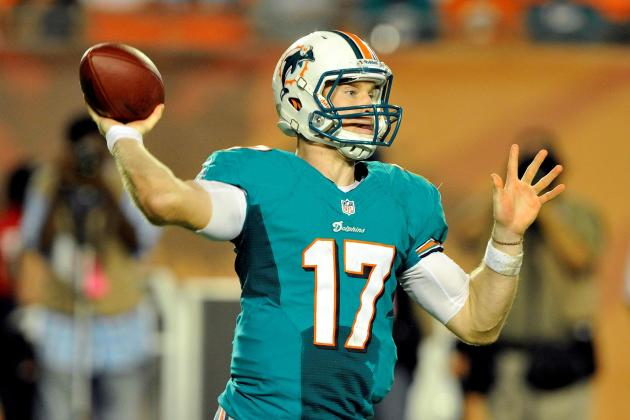 Why Ryan Tannehill's First Preseason Game Does Not Mean He Is Ready to Start