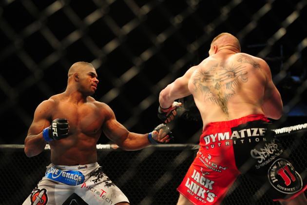 UFC: Should Alistair Overeem Get the Heavyweight Title Shot over Cain Velasquez?