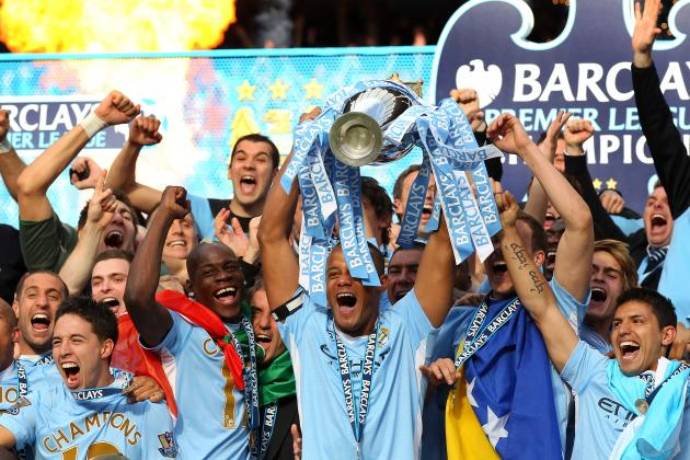 EPL: Who Will Win the Premier League Title in 2012-13?
