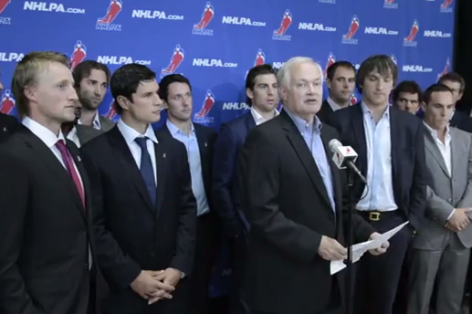 Breaking Down NHLPA's CBA Proposal to NHL from Latest Labor Meeting