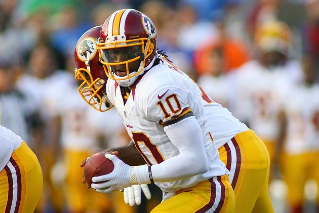 Why RGIII Will Be a More Dynamic Version of Michael Vick