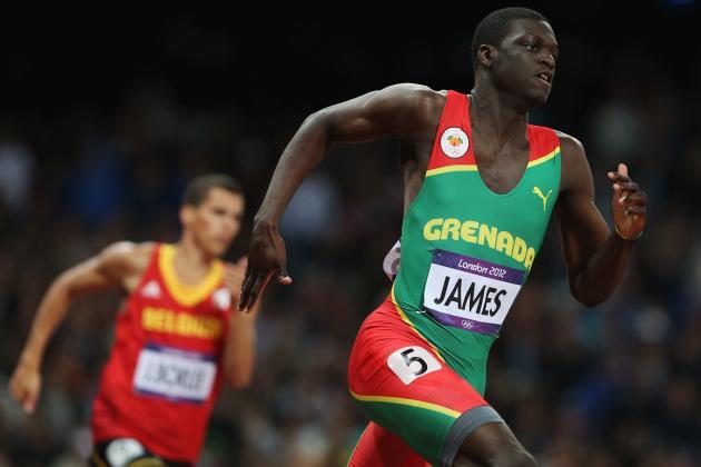London 2012 Olympics: Most Impressive 1-Win Wonder Nations