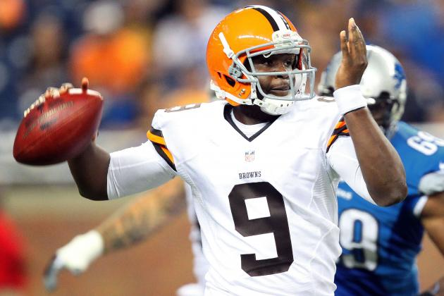 What Will the Browns Decide About Colt McCoy's and Seneca Wallace's Futures?