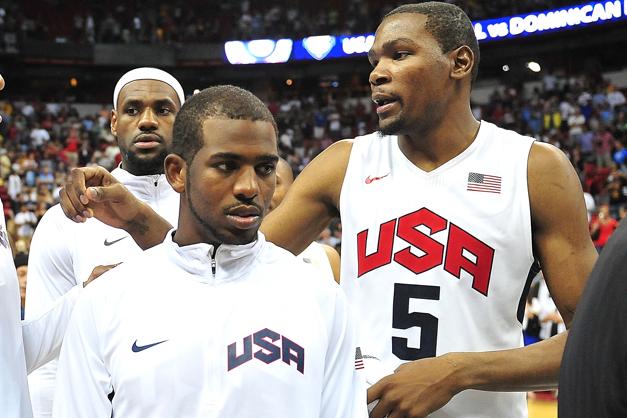 Who Would Make USA's 3-on-3 Olympic Basketball Tournament Team?