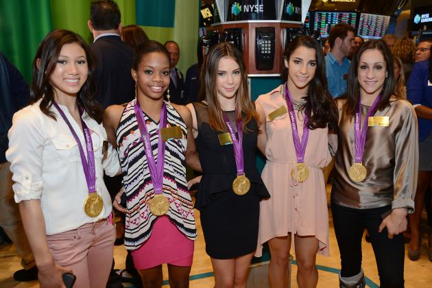 Olympic Medal Count 2012 Chart: How Women's Gymnastics Spurred USA's Dominance