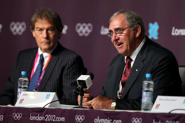 "2012 Olympics Part I: London Games Bring out ""Legalize Steroids"
