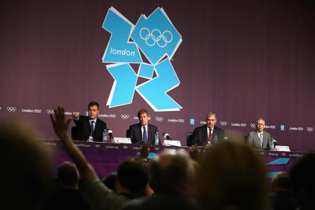 "2012 Olympics Part II: London Games Bring out ""Legalize Steroids"