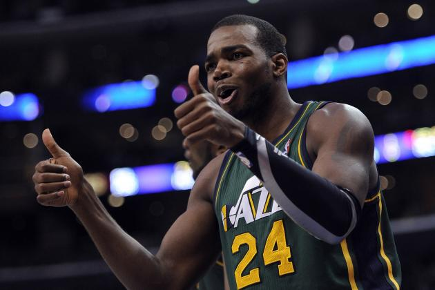 Analyzing a Utah Jazz Lineup with Paul Millsap, Derrick Favors and Al Jefferson
