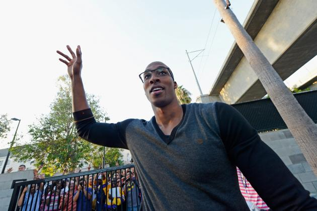 Dwight Howard: Addition of Star Center Gives Lakers Quintessential Starting Five