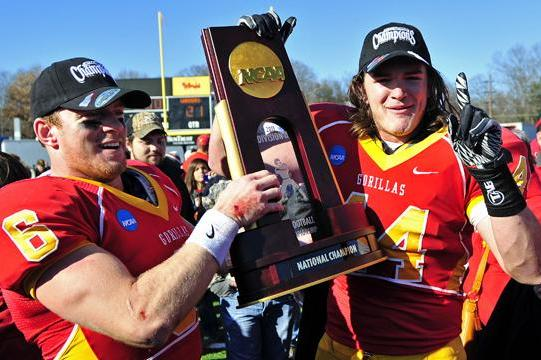 NCAA Division II College Football: 2012 Preseason Coaches Poll Released