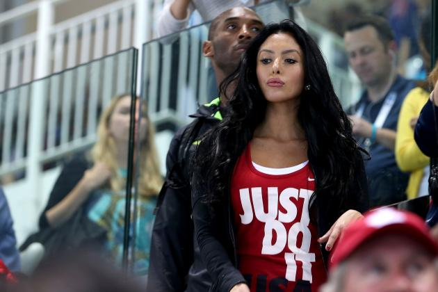Kobe Bryant's Wife Wouldn't Want to Marry a Man Who Couldn't Win Championships
