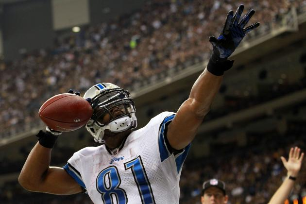 Madden 13 Player Ratings: Grading Ratings for the Top 10 Receivers