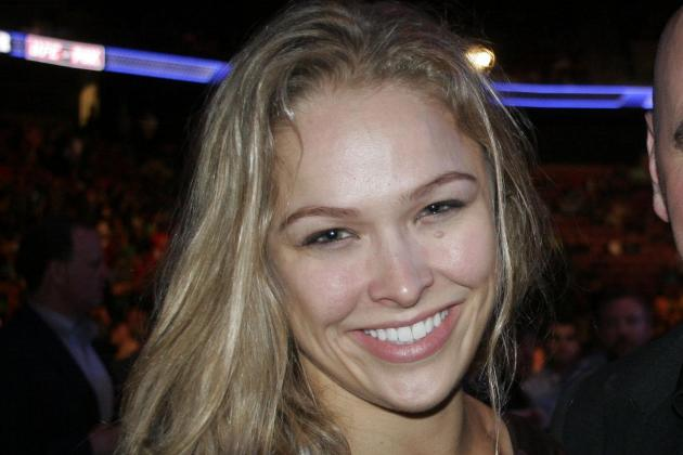 Michael Phelps 2012: Is Ronda Rousey and Ian McCall Dissing Phelps a Good Thing?