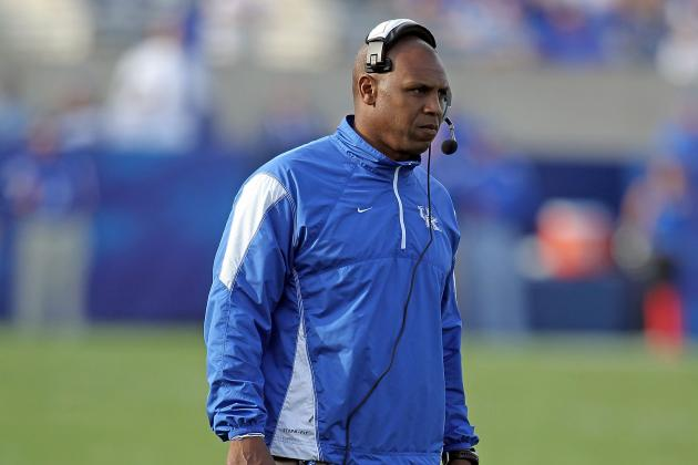 Kentucky Football: Wins Appear Hard to Find for Wildcats in 2012