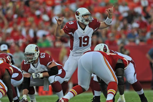 2012 Arizona Cardinals Preview: Common Sense Quarterback Thoughts