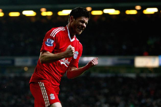 Xabi Alonso: Finishing Career with Liverpool Is Best Option for Aging Midfielder