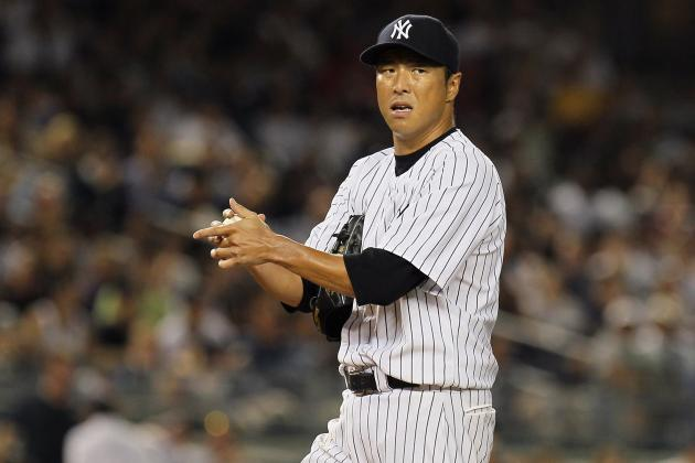 New York Yankees: Why Hiroki Kuroda Should Be Brought Back for 2013