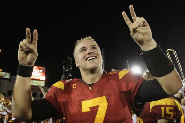 2013 NFL Draft: Ranking the Top 10 Draft-Eligible Quarterbacks