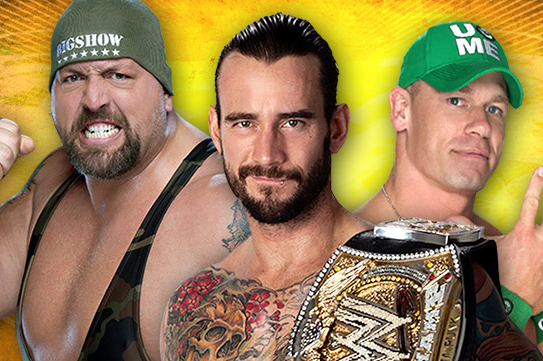 WWE Summerslam 2012: Predictions for Sunday's Top Matchups