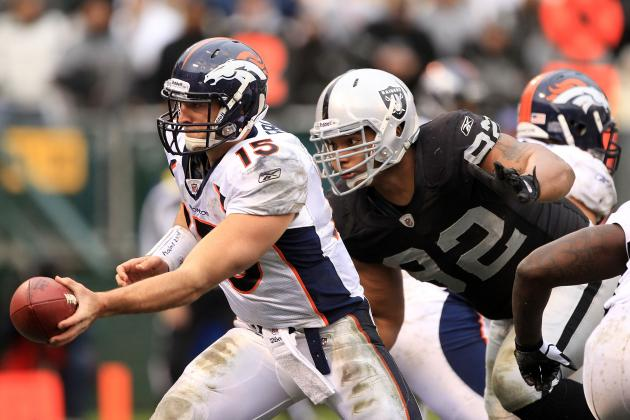 Oakland Raiders: Can the Raiders Be a Top Defense in 2012?