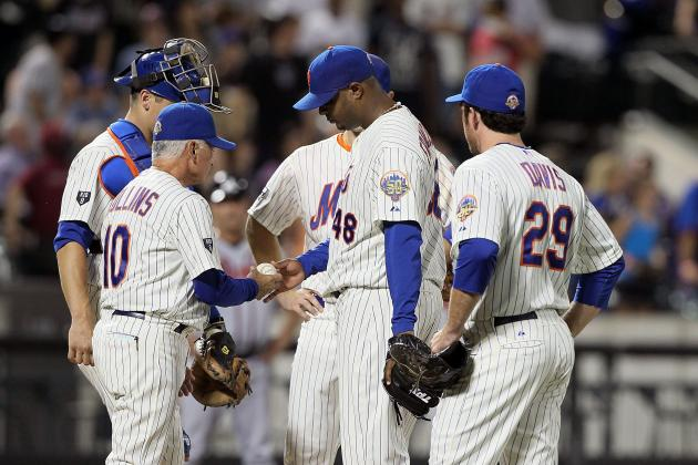 MLB: Mets Can't Let the Bullpens Decide This Series