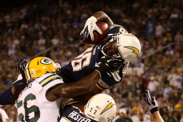 Curtis Brinkley Must Seize Opportunity with Ryan Mathews Sidelined