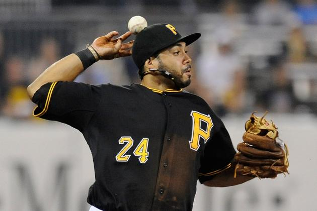 Pirates May Have to Consider Parting Ways with Pedro Alvarez This Winter