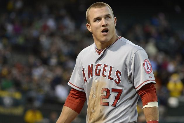 San Francisco Giants: What If the Giants Drafted Mike Trout?