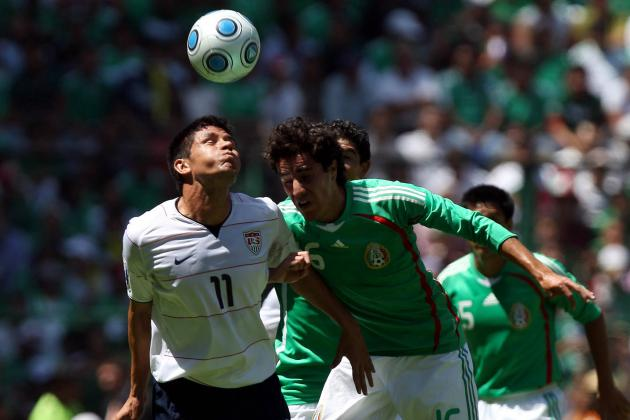 Mexico vs USA: Previewing the Americans' Chances in Difficult Azteca Friendly