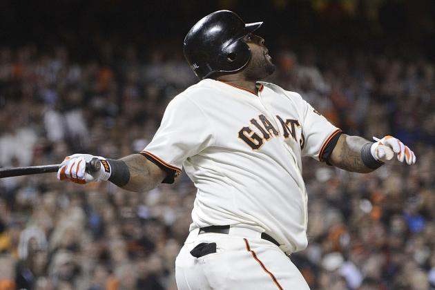 How Pablo Sandoval's Return Jumps Giants Ahead of Dodgers in NL West Race