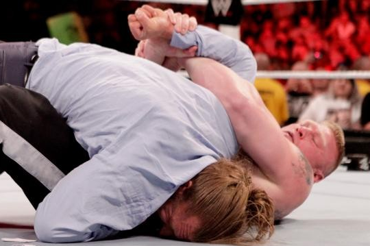WWE SummerSlam: There Is No Other Option; Brock Lesnar Must Defeat Triple H