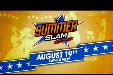 WWE SummerSlam 2012: What and What Not to Be Excited About