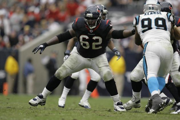 Houston Texans Training Camp Headlines: Martin Looking Good