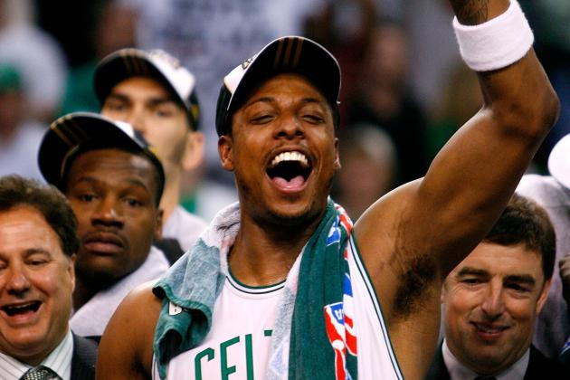 Would Paul Pierce Impact His Celtics Legacy If He Played for Another Team?